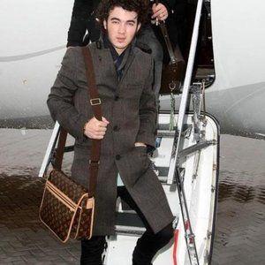 authentic LOUIS VUITTON Bosphore GM Bag